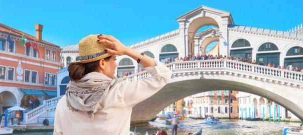 السفر الي ايطاليا عن طريق دعوة