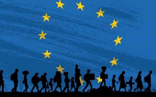 اللجوء لدول الاتحاد الأوروبي