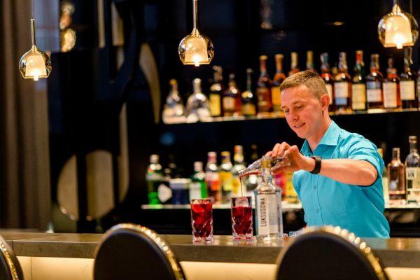 المطعم في فندق موتيل وارسو