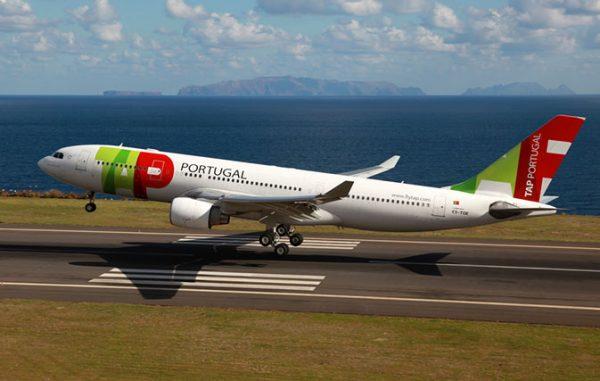 طيران تاب البرتغال