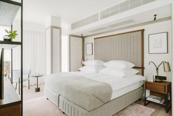 غرف فندق بورو