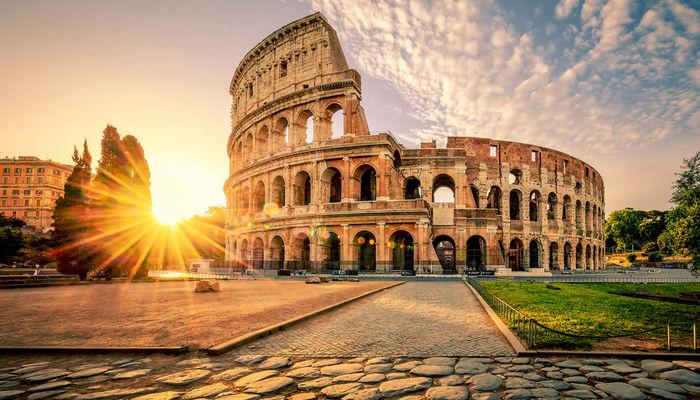 ألعمل في روما