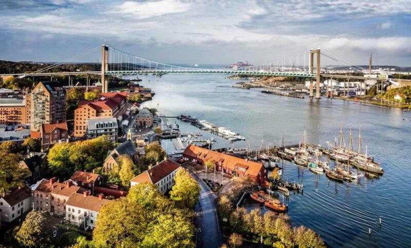 اقامة العمل في السويد