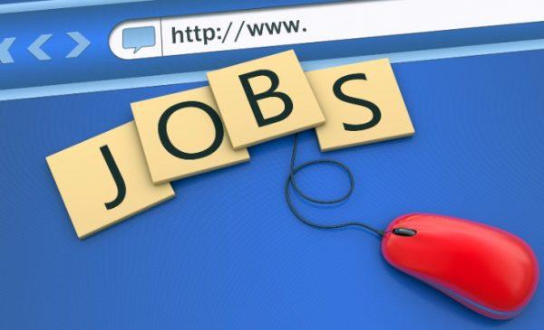 البحث عن وظيفة عبر الانترنت