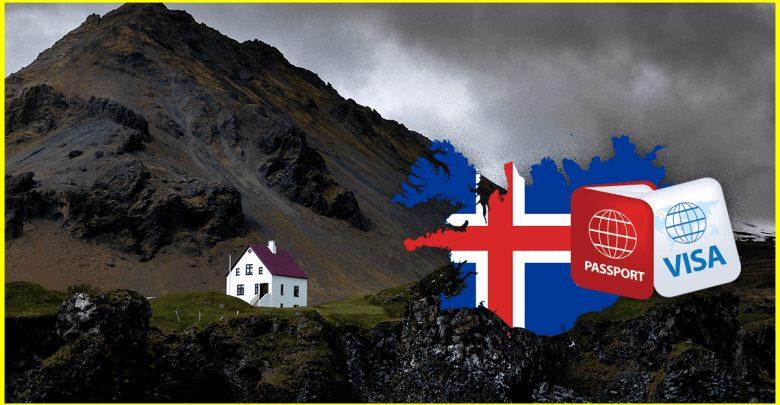 السفر الى ايسلندا للسوريين