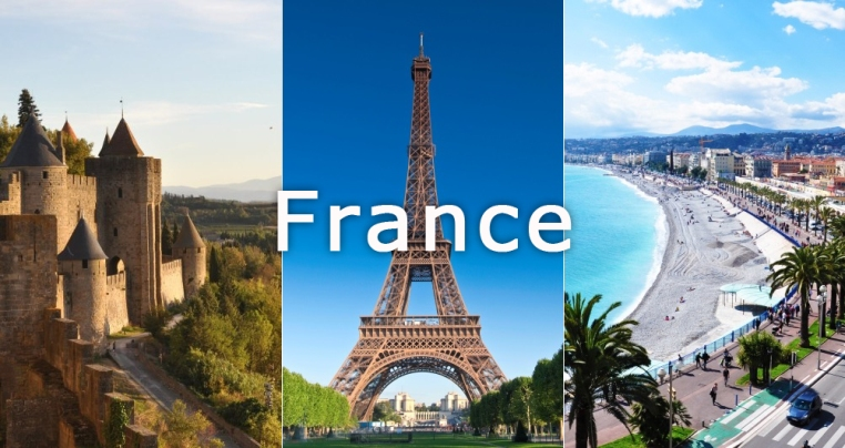 السفر الي فرنسا من تونس