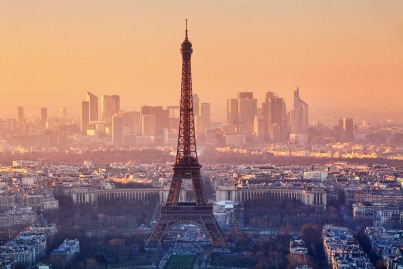 السفر الي فرنسا