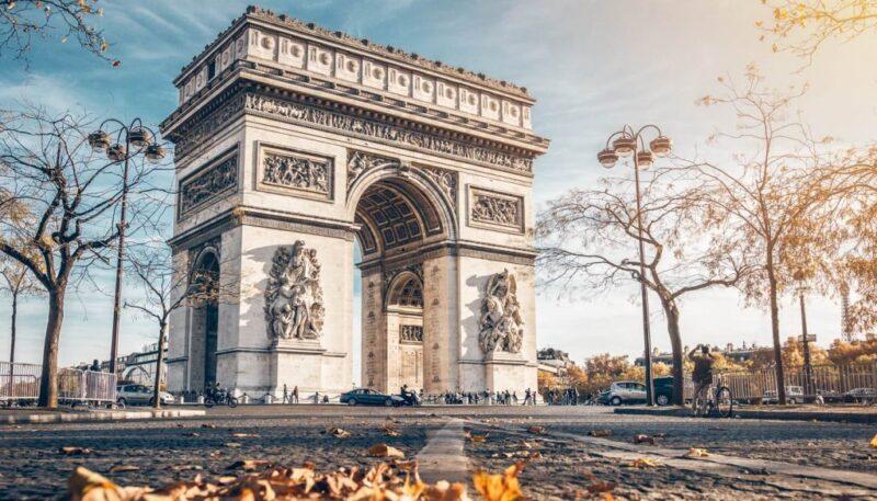 السفر لفرنسا