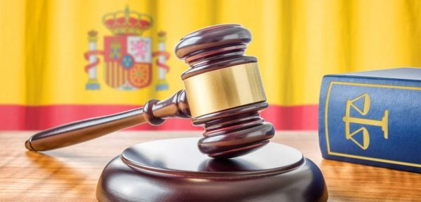 القانون الاسباني