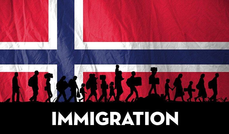 الهجرة من تونس الي النرويج