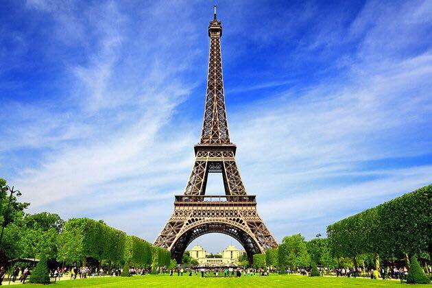 خطوات السفر الى فرنسا