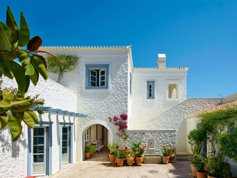 شراء عقار في اليونان