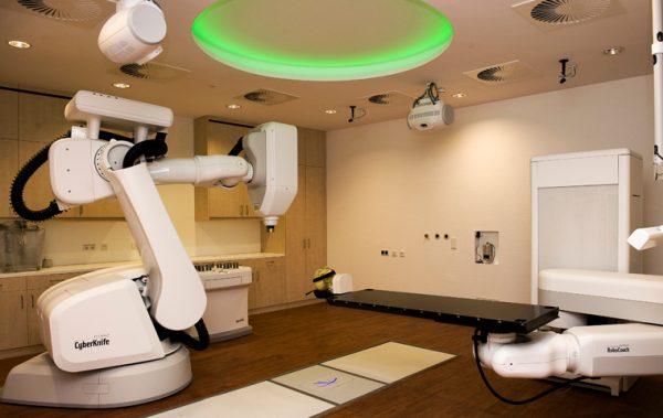 أحدث الأجهزة المستخدمة لعلاج السرطان فى ألمانيا
