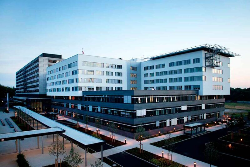 افضل مستشفى لعلاج السرطان في المانيا