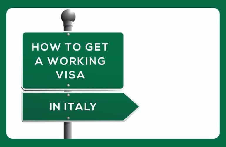 اقامة العمل في ايطاليا ... تعرف علي الطرق المتعددة للحصول علي الاقامة