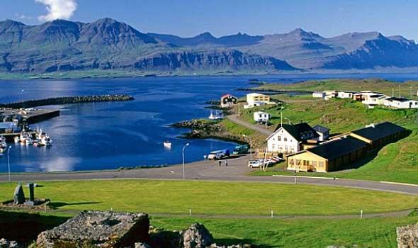 السفر إلى أيسلندا