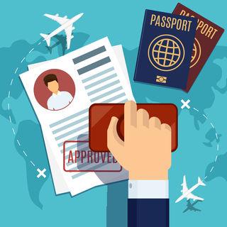 الموافقة علي الهجرة