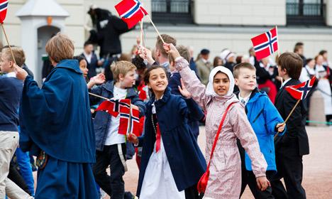 الهجرة الي النرويج