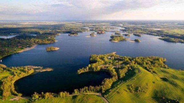 أجمل مدن ليتوانيا الريفية