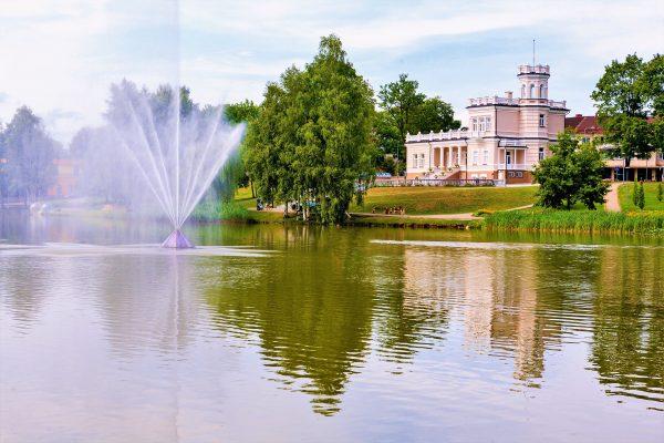 جمال الطبيعة ى مدينة دروسكينينكاى