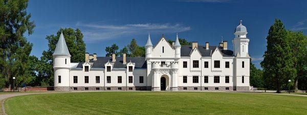 قلعة Alatskivi Castle