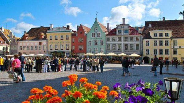 التركيبة السكانية فى استونيا