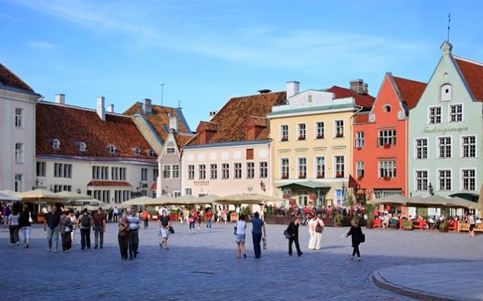 الحياة في استونيا