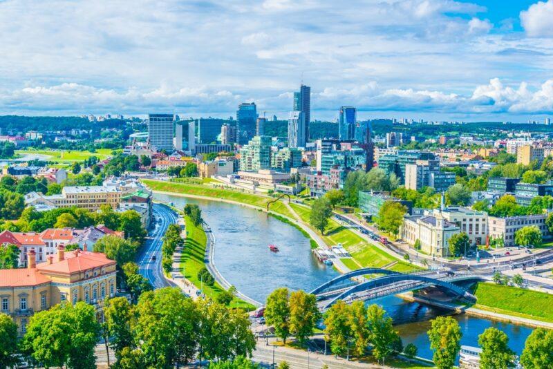 الحياة في ليتوانيا ... تعرف على الحياة الريفية فى ليتوانيا وأجمل المدن الريفية بها