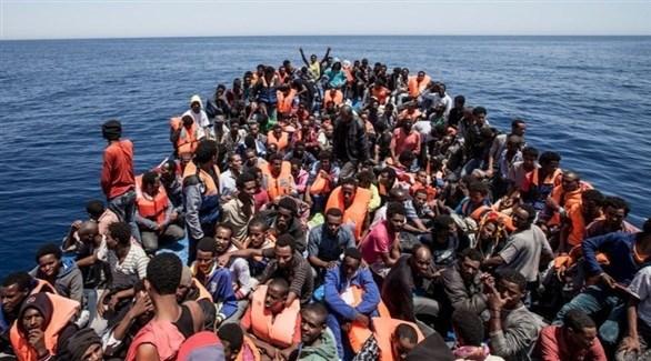 المهاجرون فى استونيا