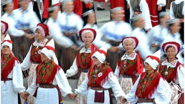 المهرجانات والمناسبات فى استونيا