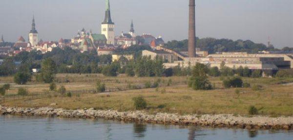 اين تقع استونيا