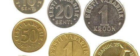 تعرف على أشهر العملات فى استونيا