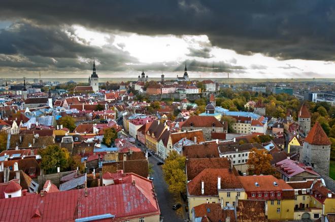 شراء عقار في استونيا.