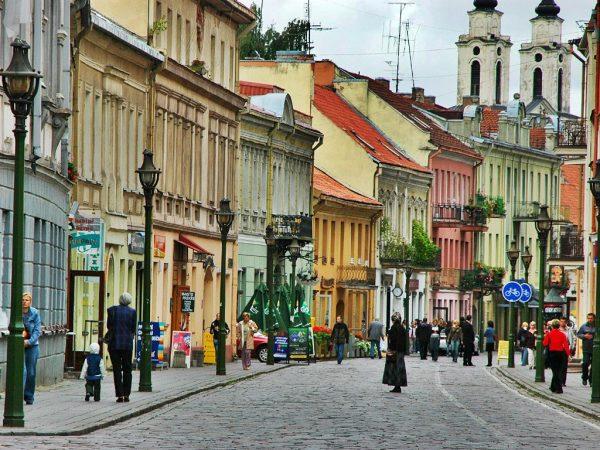 نوعية الحياة فى ليتوانيا