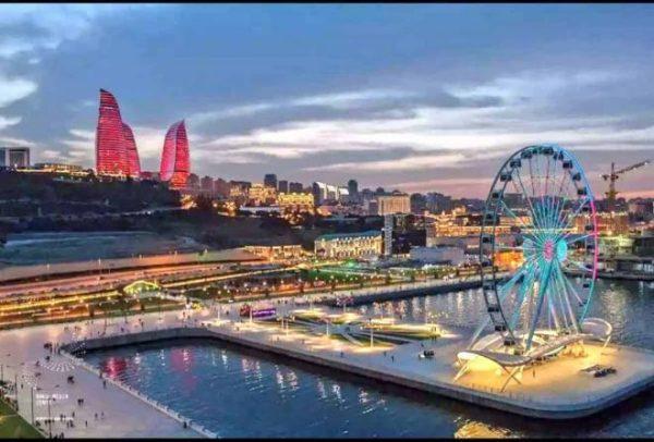 الجولات السياحية الرائعة فى أذريبجان