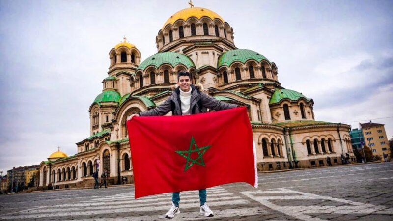 السفر الى بلغاريا من المغرب