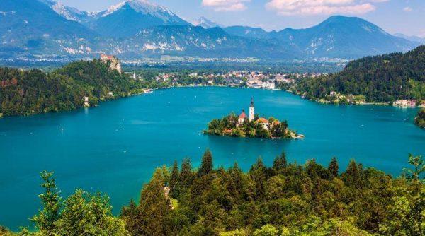 السفر الى سلوفينيا من الاردن