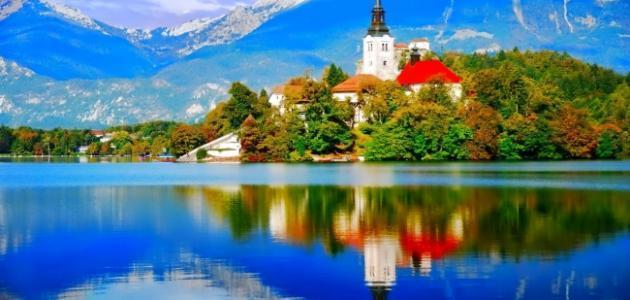 السفر الى سلوفينيا من الامارات
