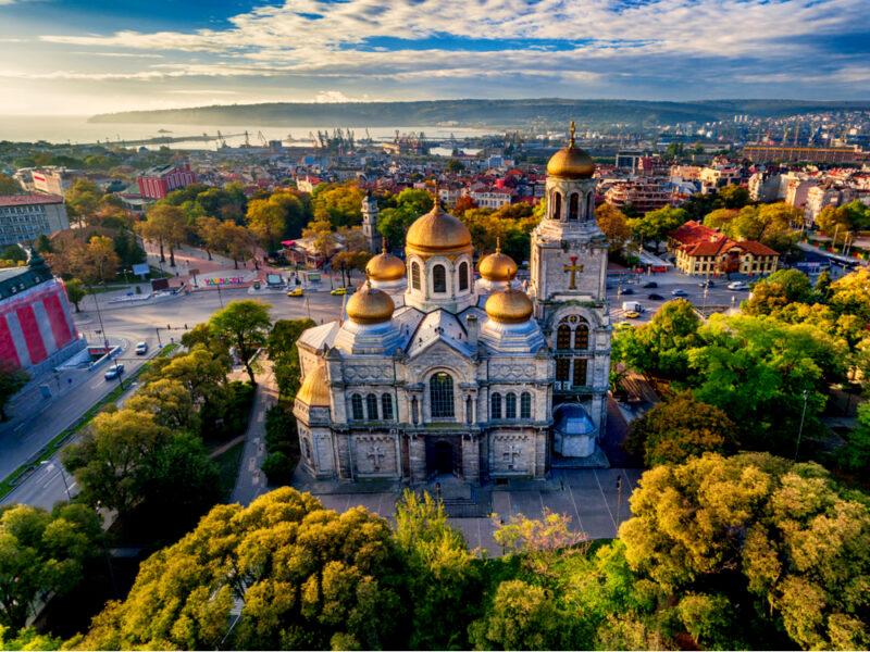 السفر الى بلغاريا من تونس