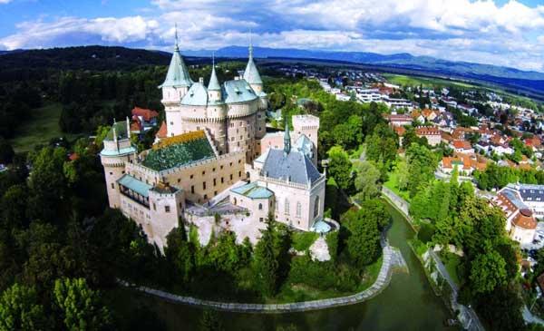 Photo of السفر الى سلوفاكيا من السعودية .. تعرف على خطوات استخراج تأشيرة سياحية لسلوفاكيا