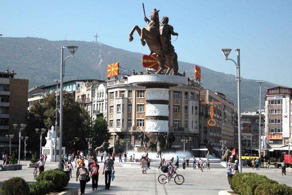 عدد سكان مقدونيا