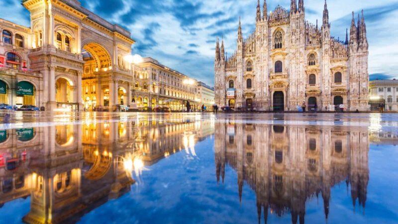 الاماكن السياحية في ميلانو