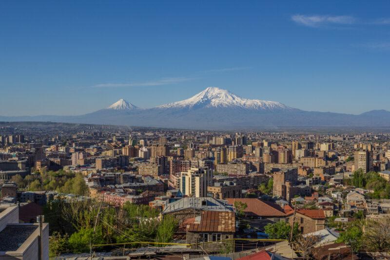 السفر الى ارمينيا للسوريين .. تعرف على طريقة الحصول على التأشيرة - أوروبا  بالعربي