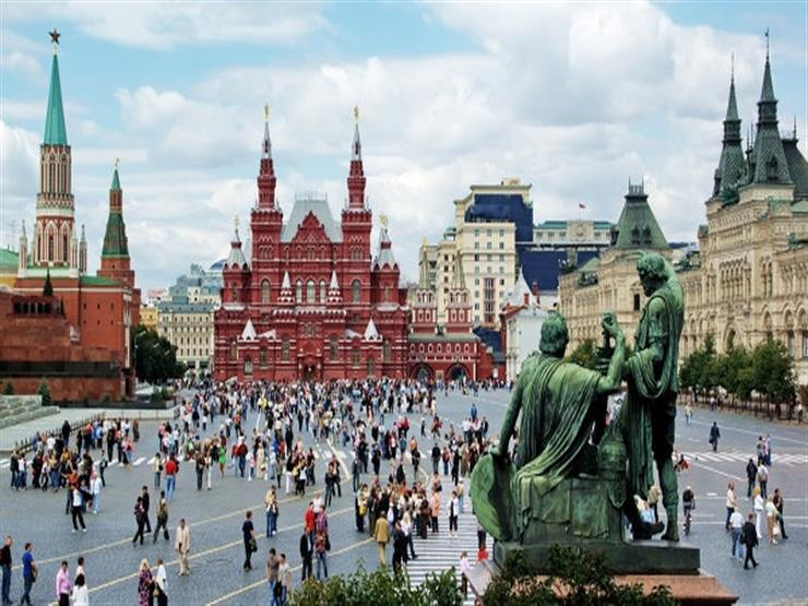 السياحة في روسيا للشباب.