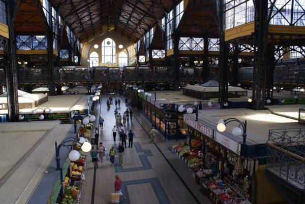 قاعة السوق الكبرى