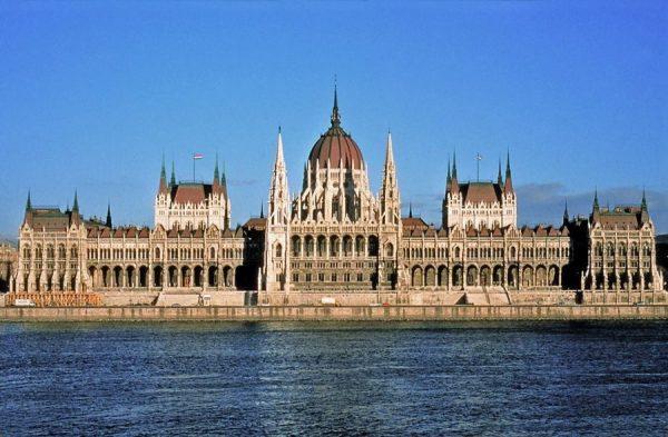مبنى البرلمان الهنغاري