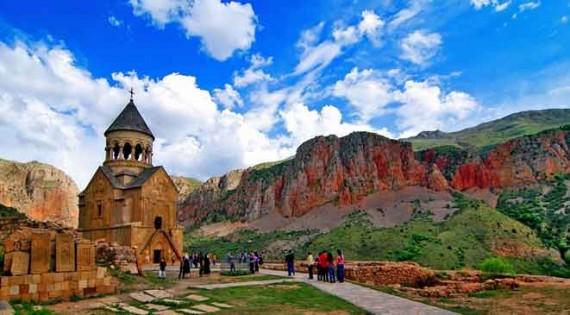 الإقامة فى أرمينيا