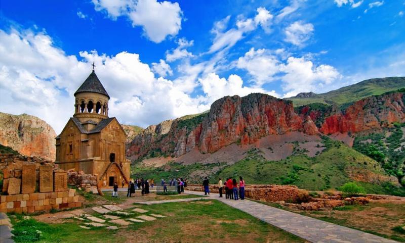 السفر الى ارمينيا لليمنيين