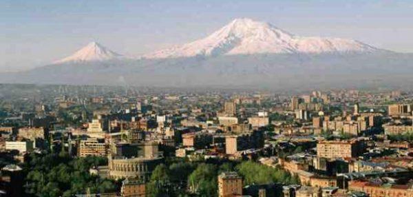 السفر الى ارمينيا