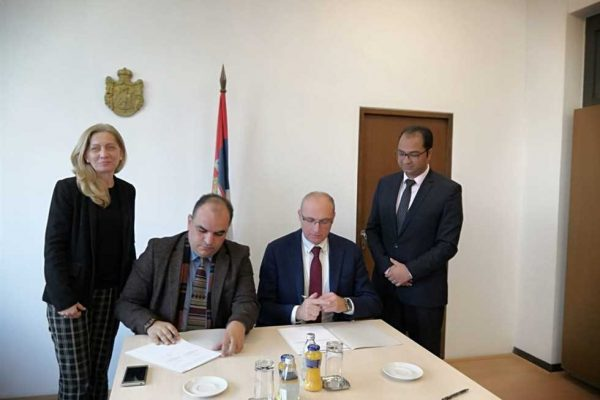 مميزات الإستثمار الزراعى فى صربيا